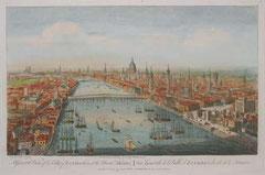 London 1751 (Kupferstich T. Bowles)