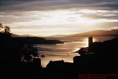 Oban, Blick auf Innere Hebriden