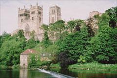 Durham, normannische Kathedrale