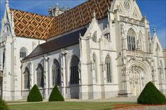 Brou, Klosterkirche