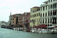 Venedig, Am Canal Grande