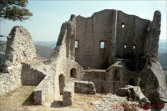 Burgruine Canossa