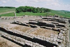 Römisches Lager Housesteads am Hadrianswall