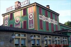 Lyon-Collonges-au-Mont-d'Or, Restaurant Bocuse