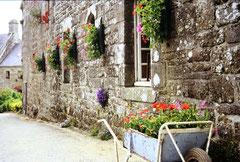 Locronan - ein Dorf aus Granit