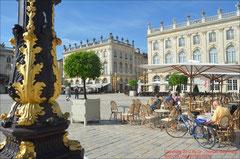 Nancy, Place Stanislas, Ostseite