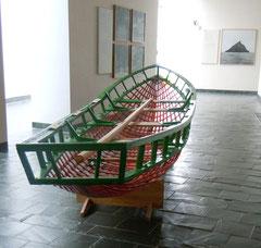 """""""Boot der Inselbewohner"""""""
