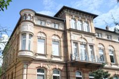 Praxisräume Bismarckstraße 4