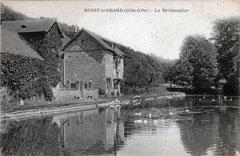La Bretonnière à Bussy-Le-Grand