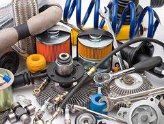 Cette image représente les pièces de rechanges Pibrac Automobiles