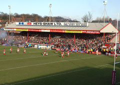 The Willows © Salford City Reds