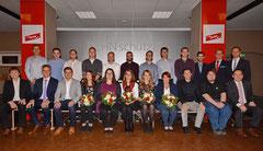 Gemeinsam Erfolge feiern: DEHN ehrt Weiterbildungsabsolventen Foto: neumarkt4you / Peter Wernig