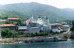 Монастырь Святого Великомученика Пантелеимона, Афон