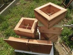 遮熱容器 養蜂箱