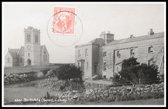 The Hotel and Church, Lundy: