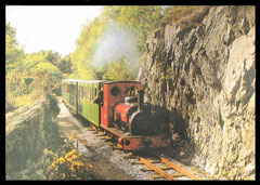 Llanberis Lake Railway: