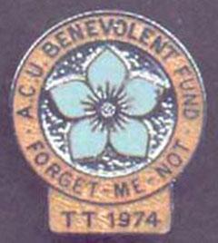 A.C.U. BENEVOLENT FUND - TT 1974