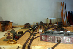 Bahnhofsbereich
