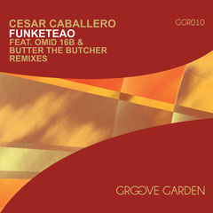 Cesar Caballero | Funketeao