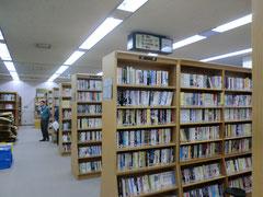 岡部図書館・・・市内3館目の図書館として