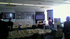 焼津市情報司令室