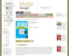 Rätsel Dedalo bei Hugo & Cie als Taschenbuch erschienen