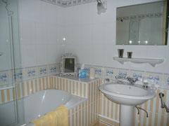 salle de bain Closerie des Lupins