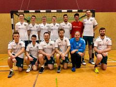 Schwierige Saison für junge Truppe der SG Handballer