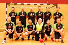 Mit vier Siegen aus vier Spielen gewann das Team A-Jugend 1988 souverän das Turnier