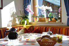 Frühstück - Gästehaus Susanne