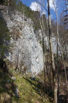 Klettern, Urmiberg, Schwyz, Seewen