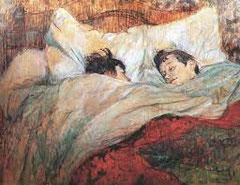 sommeil lent léger