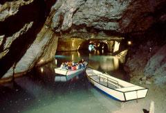 Unterirdischer See, St-Léonard