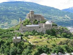 Burg Sitten