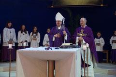 Gottesdienst mit Bischof Rudolf Voderholzer