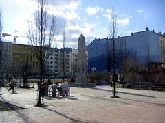 Platz an der Marienburger Straße