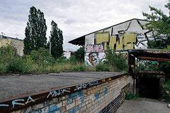 Prenzlauer Berg Nachrichten ThälmannparkPrenzlauer Berg Nachrichten Güterbahnhof