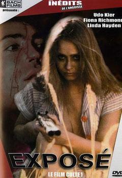 Exposé de James Kenelm Clarke - 1976 / Violent - Horreur