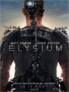 Elysium de Neill Blomkamp - 2013 / Science-Fiction