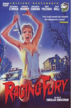 Raging Fury de Douglas Grossman - 1989 / Slasher - Horreur