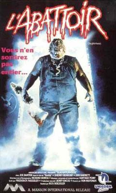 L'Abatoir de Rick Roessler (1987)