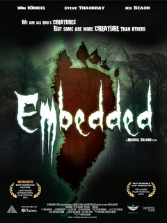 Embedded de Michael Bafaro - 2012 / Horreur
