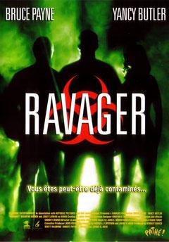 Ravager de James D. Deck - 1997 / Horreur - Science-Fiction