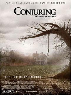 Conjuring - Les Dossiers Warren de James Wan - 2013 / Horreur - Epouvante