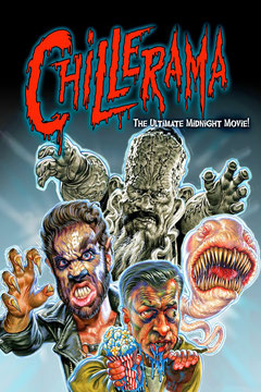 Chillerama de Tim Sullivan, Joe Lynch, Adam Green, Bear McCreaey & Adam Rifkin - 2011 / Comico-Fantastique - Horreur