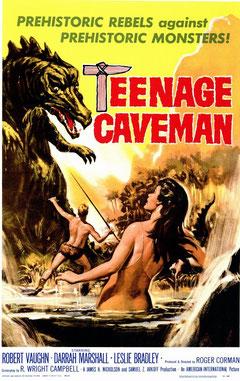 Teenage Caveman (1958)