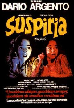 Suspiria de Dario Argento - 1977 / Horreur