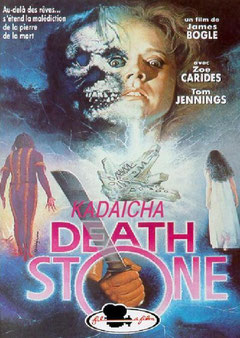 Death Stone / Kadaicha de James Bogle - 1988 / Horreur