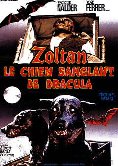 Zoltan - Le Chien Sanglant De Dracula de Albert Band - 1977 / Horreur