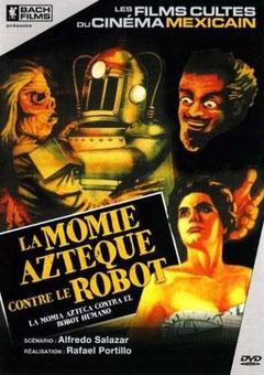 La Momie Aztèque Contre Le Robot (1958)